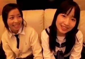 【円光】 本物がたまに混ざってるあのシリーズ!?普段から円光してると言う女子校生2人に制服で中出し!!