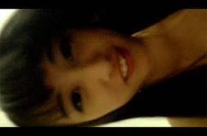 【無修正・個人撮影】 モデルみたいな黒髪スレンダー美少女のプライベートセックス!【主観】
