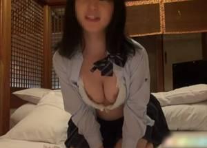 【個人撮影・高画質・素人】 掲示板でJ○を探しセックス撮影が趣味のおじさんの動画!遊び慣れてる少女!