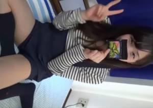 【個人撮影】 これマジ・・!? 19歳の女子大生が脱○ハーブ吸ってフラフラしながらエッチする個人作品・・!